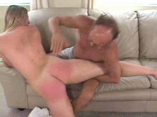 Spank the neighbor