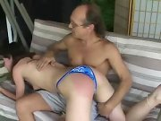 Daddys girl spanked diapered, spank sex