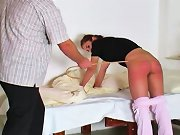 EliteSpanking.com - Waking Katty