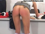 Women spanked at college, spanked women free