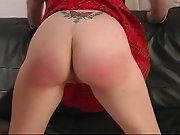 Female maids spanked, spanked and humiliated