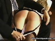 Perfect Spanking:  - Caned For Benefits
