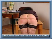 English Spankers the best spanking videos