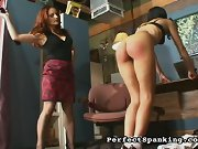 Perfect Spanking:  - Office Interns Punishment