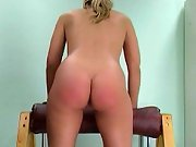 EliteSpanking.com - Cream Colored Goddess