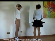 Spanked a teen girl, governess spank punish