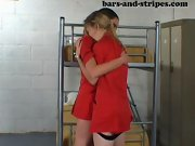 Spanked pussy, spanked by teacher
