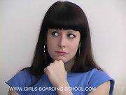 Spanked on tv, teacher spanked