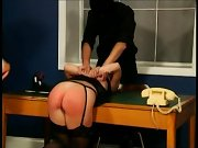 Spanked sweeties, double spanked