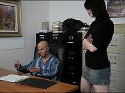 Male teacher spanks student leaves brusies and welts!