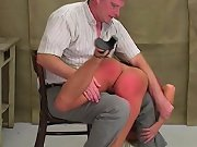 EliteSpanking.com - Bent Over And Spanked