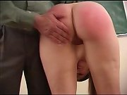 Dallas spanks, bad girls get spanked