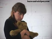 Naughty girls getting spanked, females being spanked